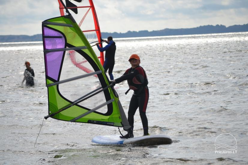 Active camping camps for children and young people by the sea and the Curonian Lagoon - 30