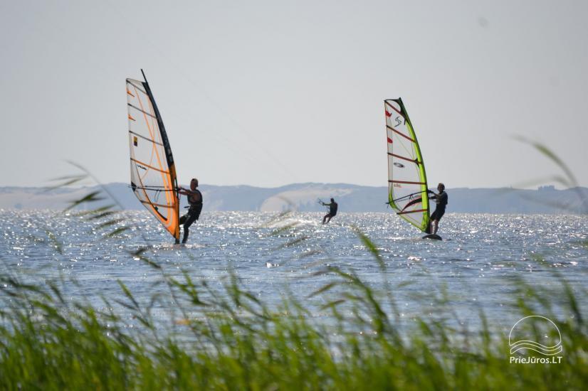 """""""Aktyvaus stovyklavimo"""" stovyklos vaikams ir jaunimui prie jūros ir Kuršių marių - 33"""