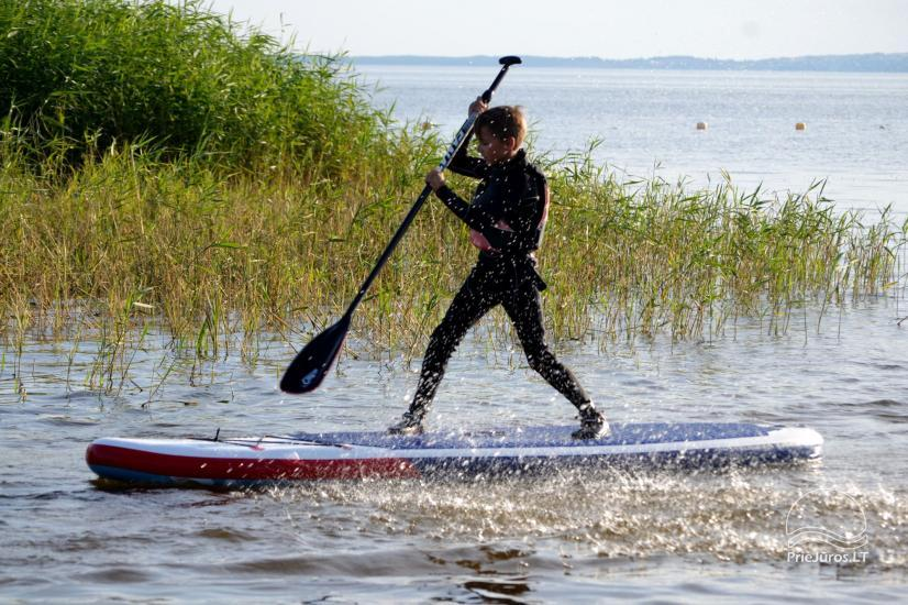 Active camping camps for children and young people by the sea and the Curonian Lagoon - 42