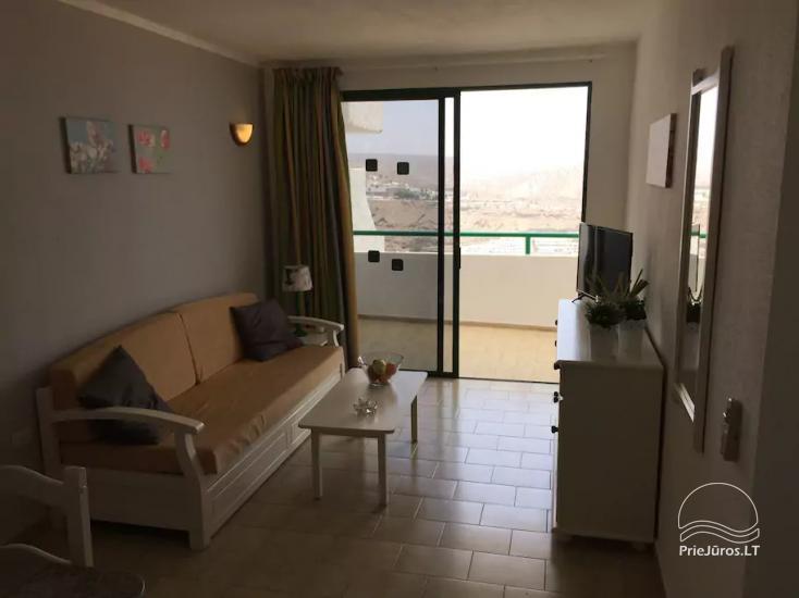 Apartamentai 4 asmenims Pietinėje Gran Kanarijoje - Puerto Rice PASITINKAME ORO UOSTE - 4