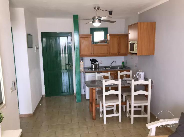 Apartamentai 4 asmenims Pietinėje Gran Kanarijoje - Puerto Rice PASITINKAME ORO UOSTE - 5