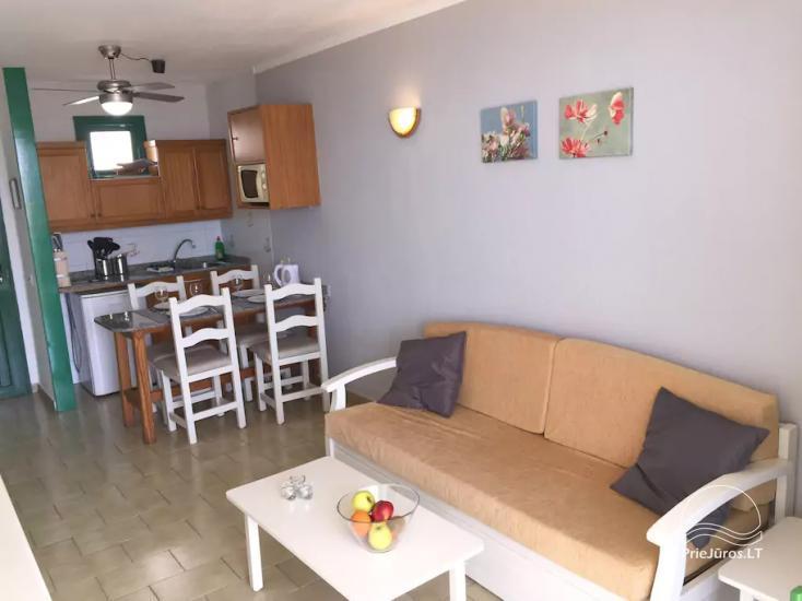 Apartamentai 4 asmenims Pietinėje Gran Kanarijoje - Puerto Rice PASITINKAME ORO UOSTE - 6