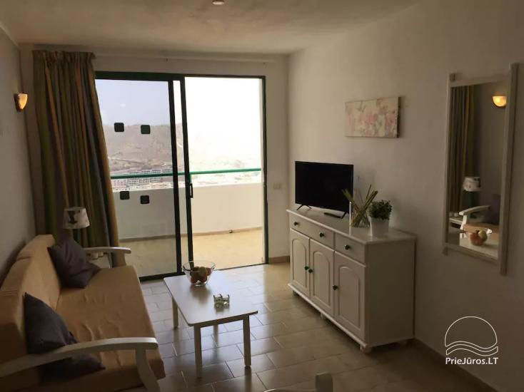 Apartamentai 4 asmenims Pietinėje Gran Kanarijoje - Puerto Rice PASITINKAME ORO UOSTE - 3