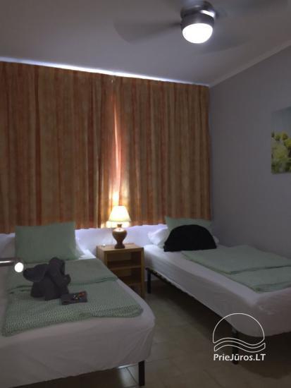 Apartamentai 4 asmenims Pietinėje Gran Kanarijoje - Puerto Rice PASITINKAME ORO UOSTE - 8