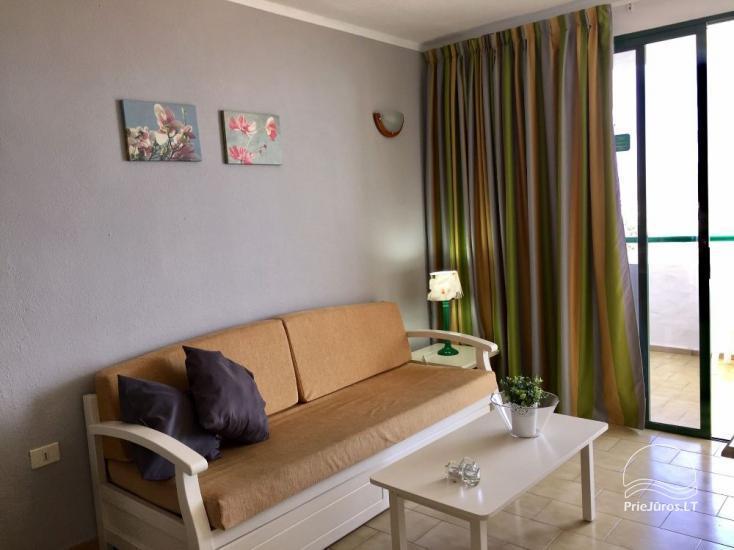 Apartamentai 4 asmenims Pietinėje Gran Kanarijoje - Puerto Rice PASITINKAME ORO UOSTE - 9