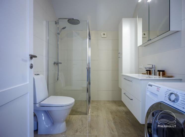 Quadruple cottage on two floors Salia juros for rent in Palanga - 8