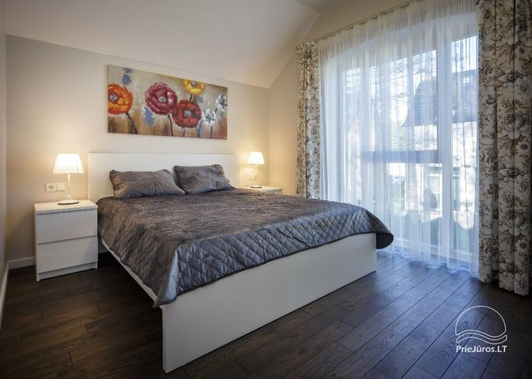 Quadruple cottage on two floors Salia juros for rent in Palanga - 10