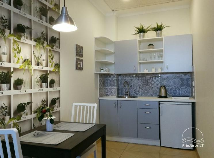 Trumpalaikė 1-2 kambarių apartamentų nuoma Klaipėdoje - 3