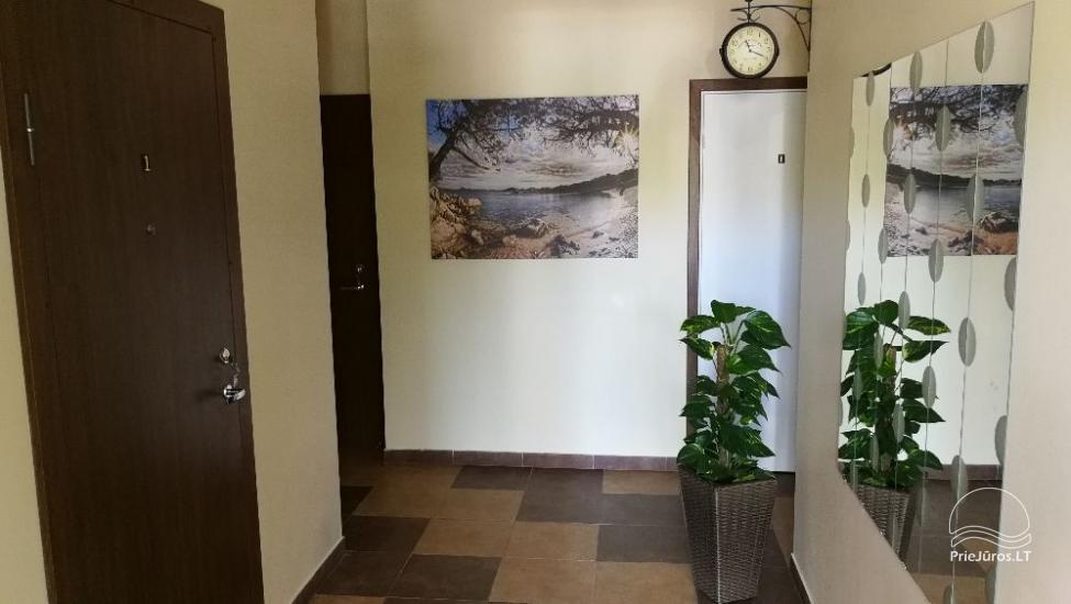 Trumpalaikė 1-2 kambarių apartamentų nuoma Klaipėdoje - 4