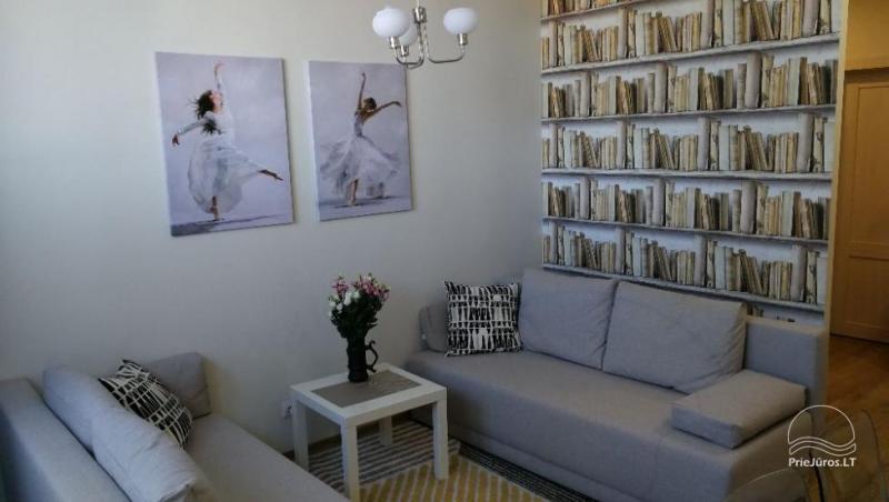 Kurzfristige Wohnung mieten in Klaipeda