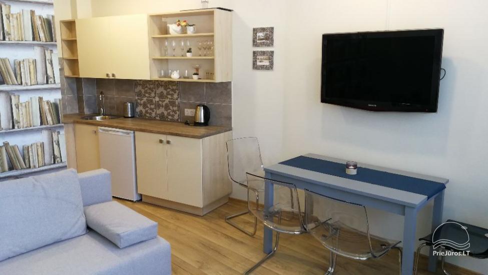 Trumpalaikė 1-2 kambarių apartamentų nuoma Klaipėdoje - 5