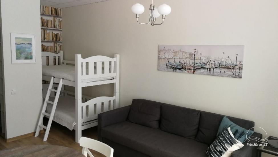 Trumpalaikė 1-2 kambarių apartamentų nuoma Klaipėdoje - 7