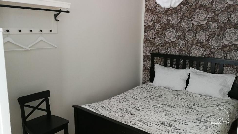 Trumpalaikė 1-2 kambarių apartamentų nuoma Klaipėdoje - 8