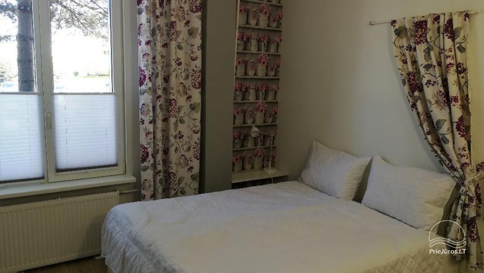 Trumpalaikė 1-2 kambarių apartamentų nuoma Klaipėdoje - 9
