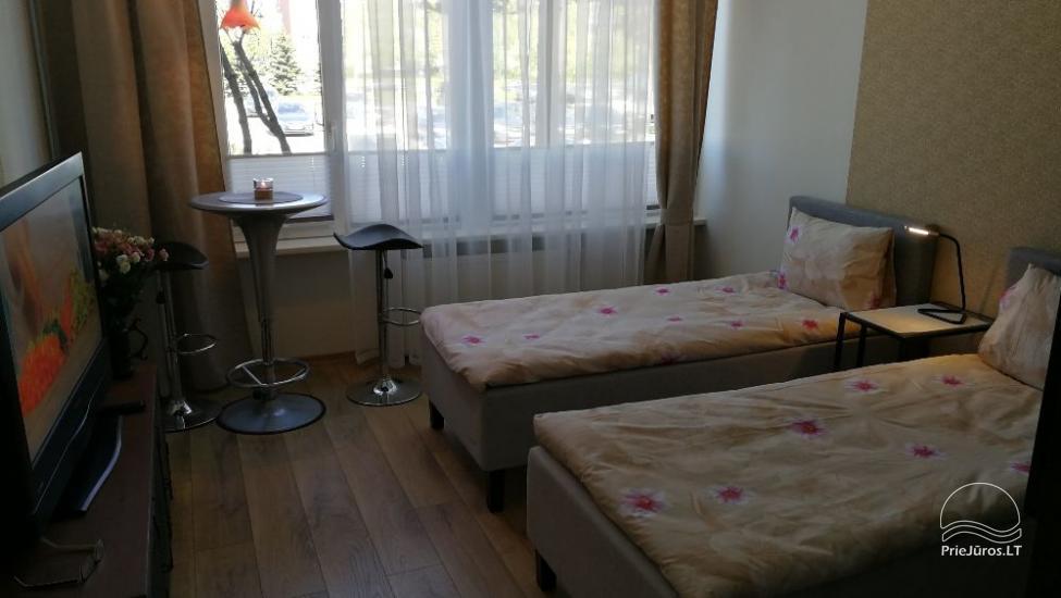 Trumpalaikė 1-2 kambarių apartamentų nuoma Klaipėdoje - 10