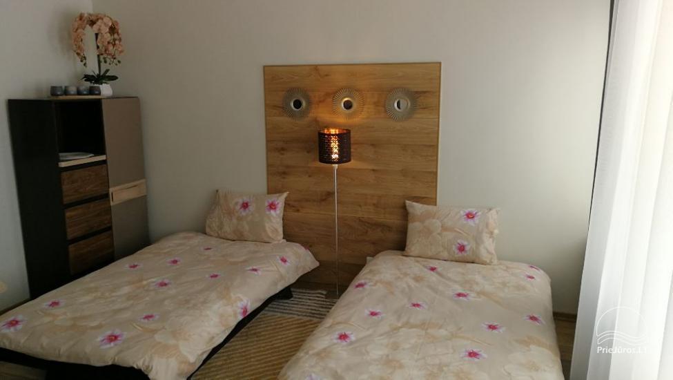 Trumpalaikė 1-2 kambarių apartamentų nuoma Klaipėdoje - 11