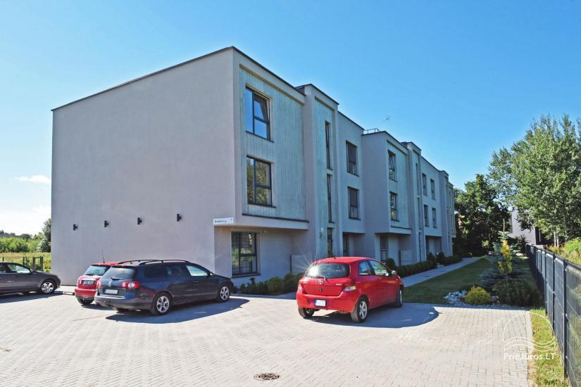 New luxury two-bedroom apartment in Palanga Marko apartamentai - 21