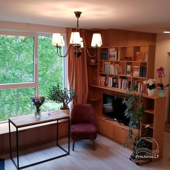 New luxury two-bedroom apartment in Palanga Marko apartamentai - 2