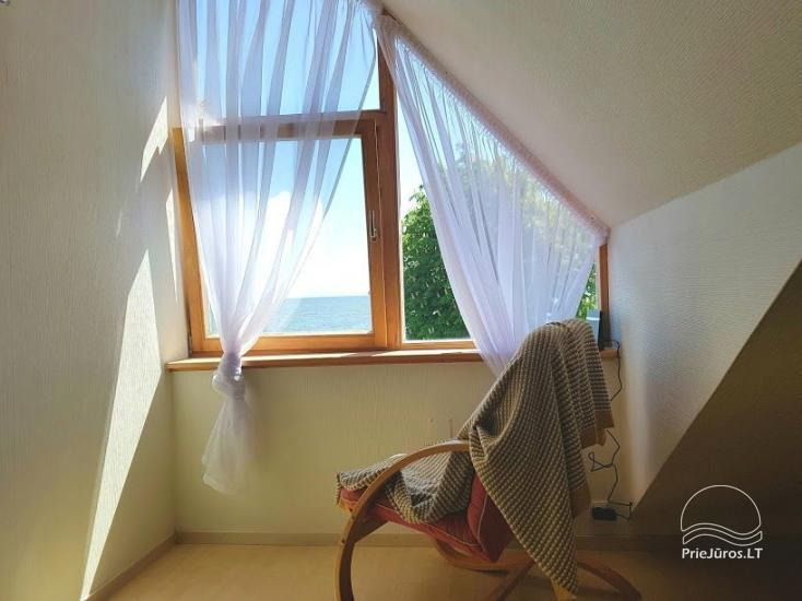 Two bedrooms apartment in Nida, with the view of the Curonian lagoon - 7