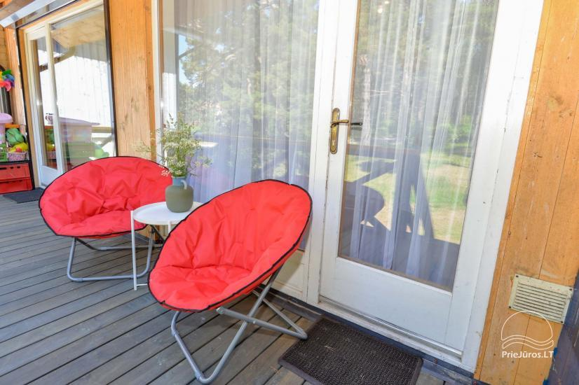Two bedrooms apartment in Nida, with the view of the Curonian lagoon - 2