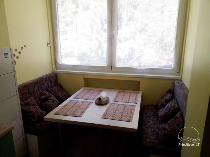 Jaukus dviejų kalbarių butas Juodkrantėje - 4