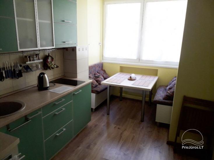 Jaukus dviejų kalbarių butas Juodkrantėje - 5