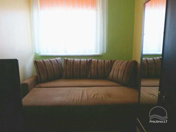 Jaukus dviejų kalbarių butas Juodkrantėje - 9