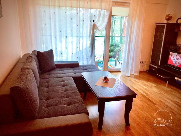 Apartamento nuoma Palangoje, Vytauto g. 15-42 - 4