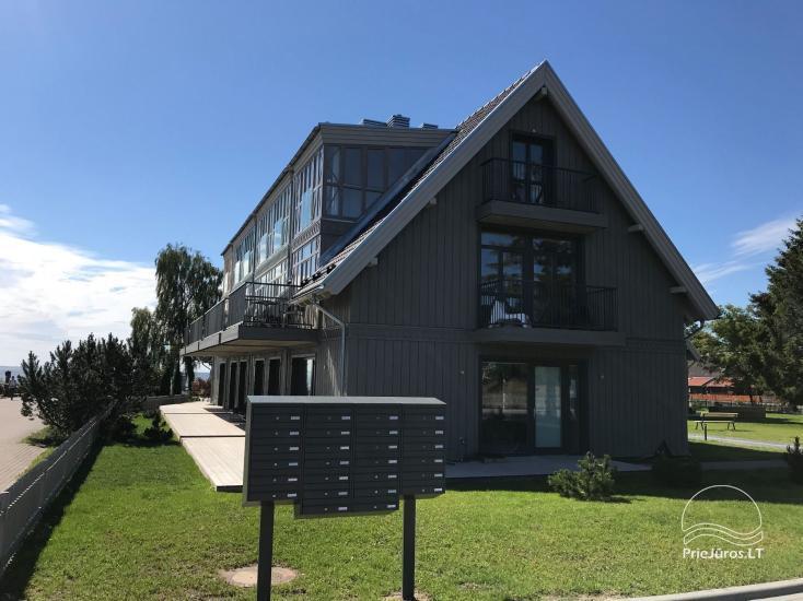 Vakarų apartamentų nuoma Pervalkoje - 3