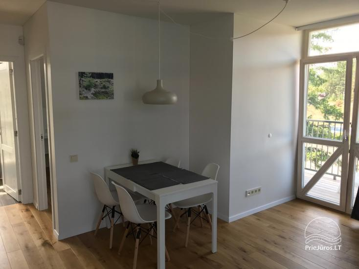 Vakarų apartamentų nuoma Pervalkoje - 9