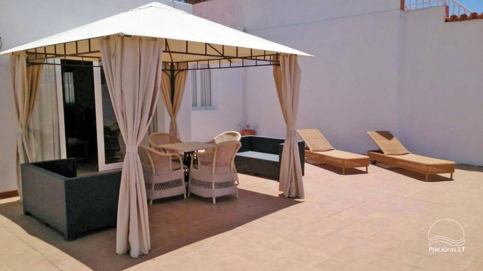 Holiday Cottage (villa) with private courtyard in Gran Canaria - in the southern part, private villas area - 1