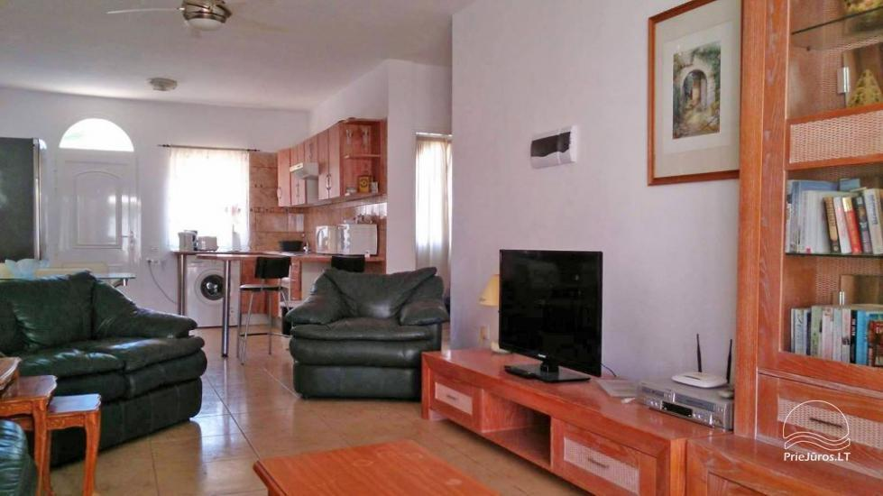 Holiday Cottage (villa) with private courtyard in Gran Canaria - in the southern part, private villas area - 7