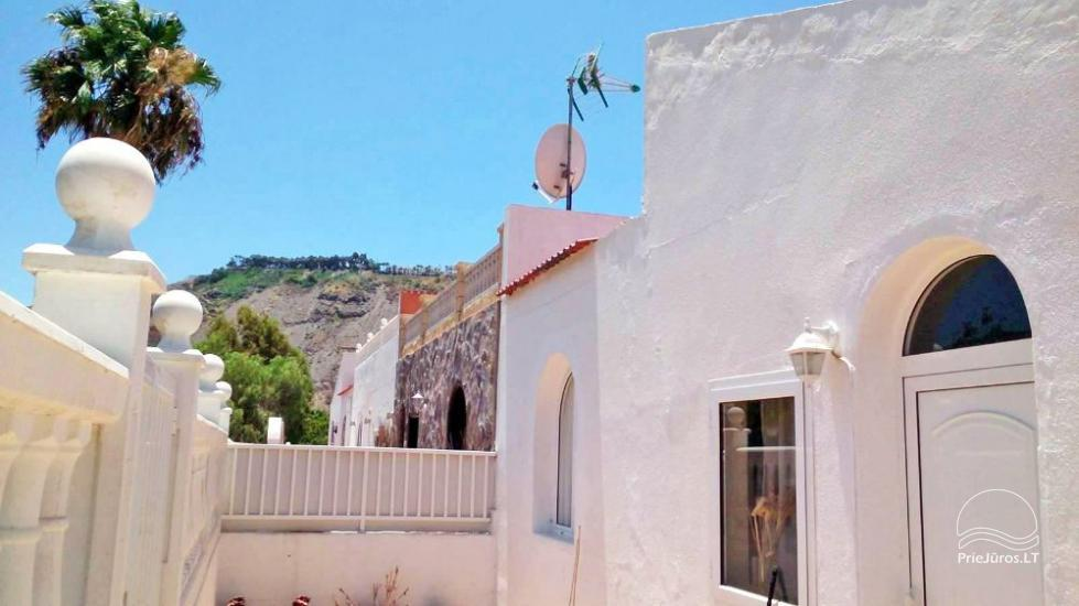 Holiday Cottage (villa) with private courtyard in Gran Canaria - in the southern part, private villas area - 8