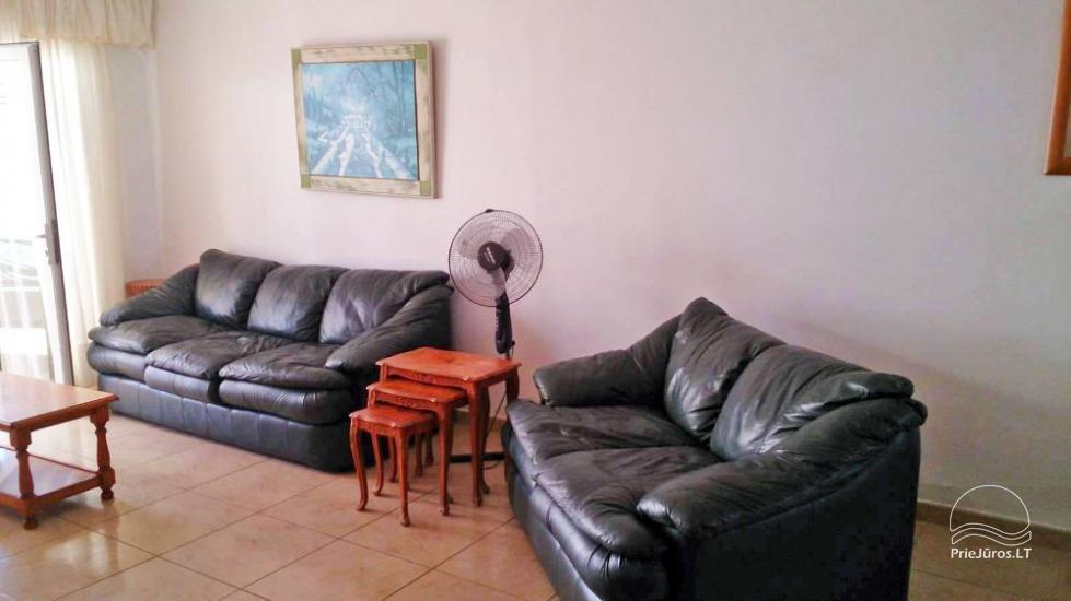 Išnuomojamas kotedžas (namas) Gran Kanarijoje su uždaru kiemu, šalia Puerto Rico - 6
