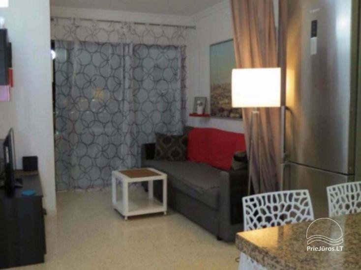 Apartamentai Gran Kanarijoje Puerto Rico - 3