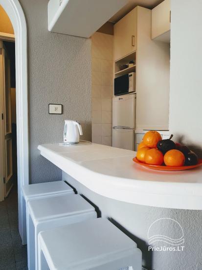 Zwei-Zimmer-Apartments mit einem großen Balkon im Süden von Gran Canaria, Puerto Rico - 9