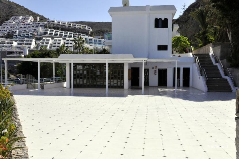 Two-room apartments with a large balcony in the south of Gran Canaria, Puerto Rico - 5