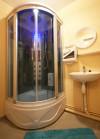 Dvivietis pirmame aukšte, masažinis dušas