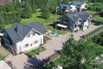 BALTŲ VILA in Palanga - New apartments for family vacation 240 m to the sea