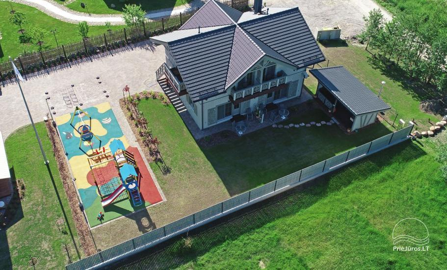 BALTŲ VILA in Palanga - New apartments for family vacation 240 m to the sea - 3