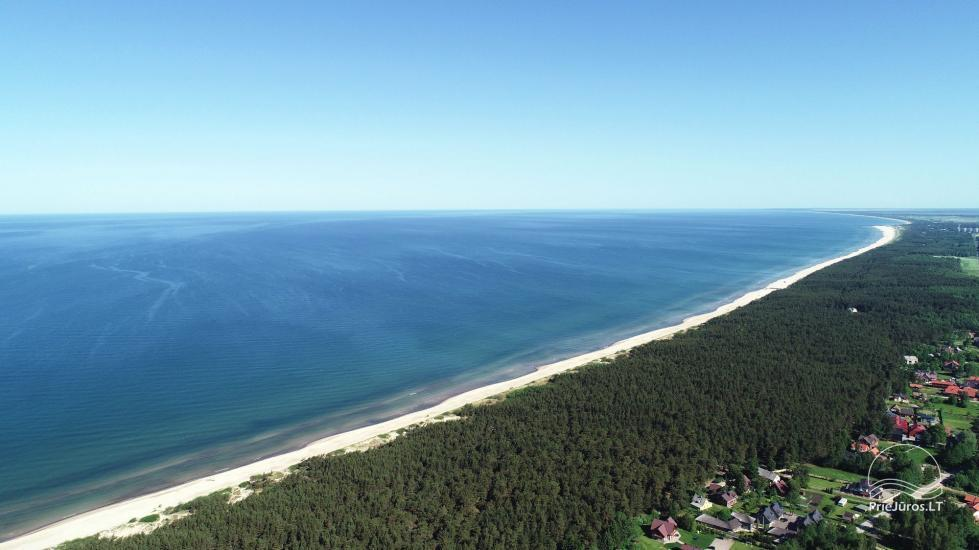 BALTŲ VILA in Palanga - New apartments for family vacation 240 m to the sea - 5