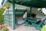 Villa Pas Algį zu vermieten in Karklė, 200 m vom Meer entfernt - 4