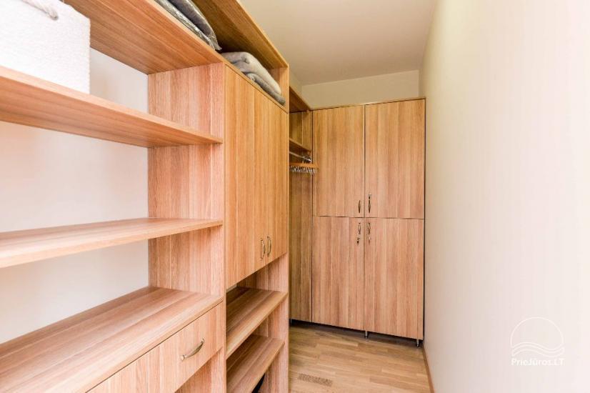 Jaukūs dviejų kambarių apartamentai nuomai Palangos širdyje - 3