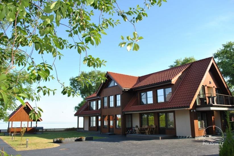 Apartment for rent in Preila, Curonian Spit, Lithuania - 1