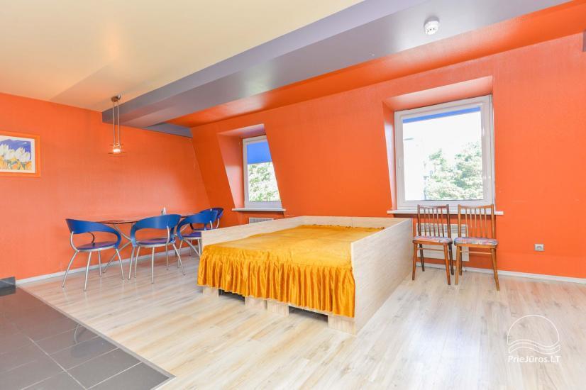 1 Zimmer Wohnung zur Miete in Palanga - 4