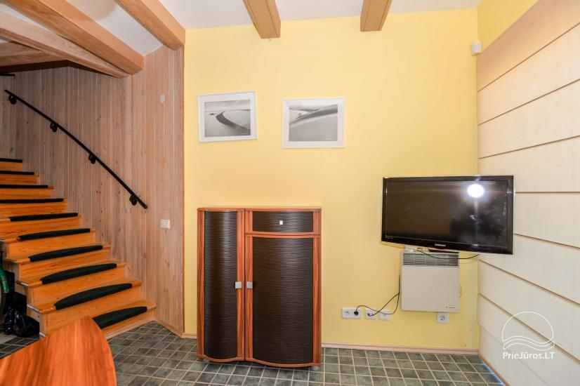 Two bedroom apartment for rent in Nida, Curonian Spit, Lithuania - 4