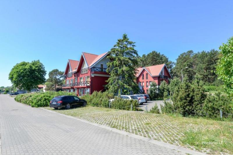 Two bedroom apartment for rent in Nida, Curonian Spit, Lithuania