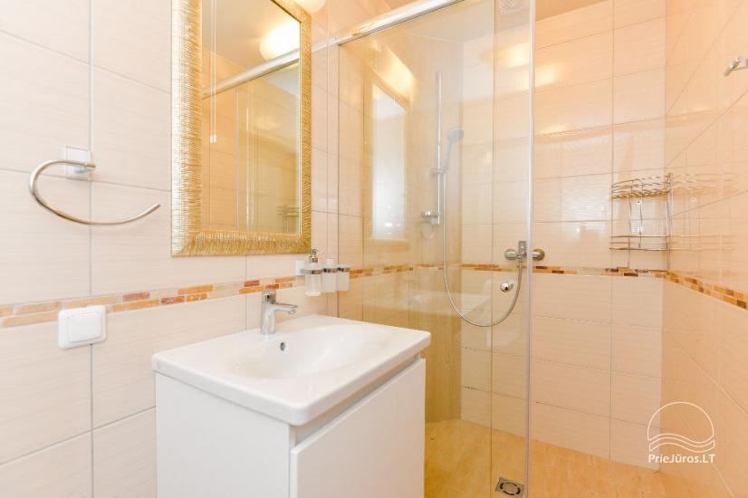 Naujai įrengti vieno ir dviejų miegamųjų apartamentai Nidoje - 7