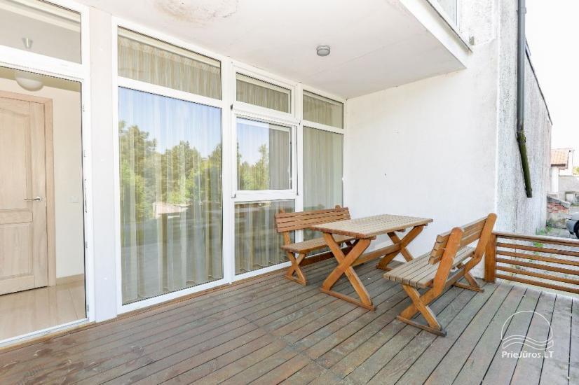 Naujai įrengti vieno ir dviejų miegamųjų apartamentai Nidoje - 5