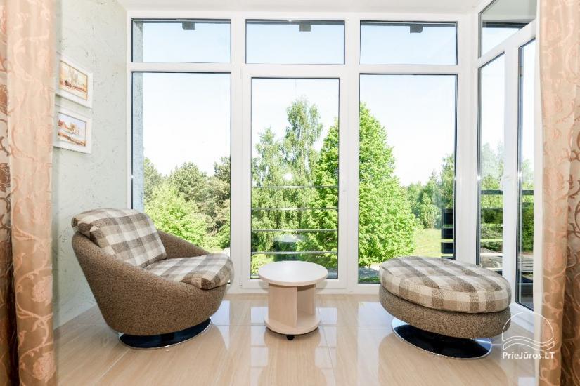 Naujai įrengti vieno ir dviejų miegamųjų apartamentai Nidoje - 1